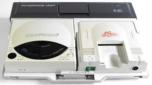 pcengine cd
